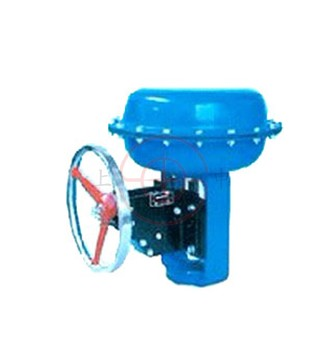 ZHA、ZHB型气动薄膜执行器